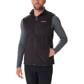 Columbia Fast Trek Fleece Vest Heren, black